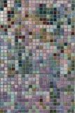 Mosaïque de mur de tuile photos stock