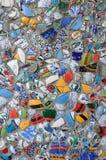 Mosaïque de porcelaine images stock