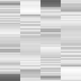 Mosaïque des chiffres gris Photo libre de droits