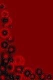 Mosaïque des fleurs Image libre de droits