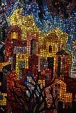 Mosaïque nationale de Washington de cathédrale photo stock
