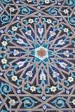 Mosaïque orientale Images libres de droits