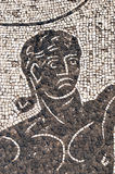Mosaïque romaine photographie stock libre de droits
