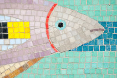 mosaïque sous-marine Image stock