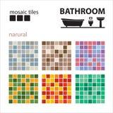 Mosaïque tiles-05 Images stock