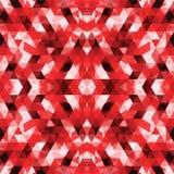 Mosaïque triangulaire BackgroundÂŒ coloré illustration de vecteur