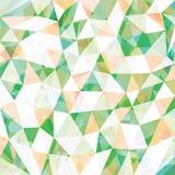 Mosaïque verte BackgroundÂŒ illustration stock