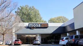 Mosa Asian Bistro, Memphis, TN Stock Photos