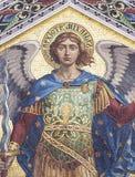 Mosa?que de St Michael photos libres de droits