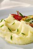 mosad potatis Fotografering för Bildbyråer
