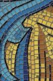 Mosaic. On Hungarian street Stock Photography