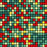 Mosaic. Seamless abstract mosaic background,  illustration Royalty Free Illustration