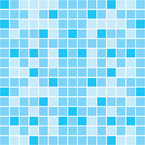 Mosaic. Vector image of rectangles, good for background and pattern for graphical composition Stock Photos