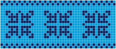 mosaic Fotografia de Stock Royalty Free
