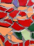 Mosaic. Mocais detail Royalty Free Stock Image