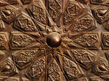 Mosaic-8 islámico Foto de archivo libre de regalías