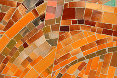 Mosaic abstract Stock Photo