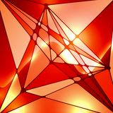 Mosaic abstract background Royalty Free Stock Images