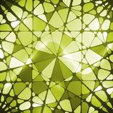Mosaic abstract background Royalty Free Stock Photo