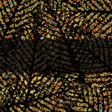 Mosaic abstract background. EPS 8 Royalty Free Stock Photography