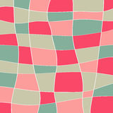 Mosaic Abstract Background Vector Illustration Stock Photography