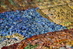 Mosaic abstract Royalty Free Stock Photography