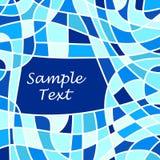 Mosaic background Royalty Free Stock Photography