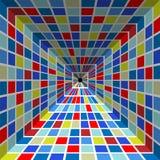 Mosaic-Background Royalty Free Stock Photo