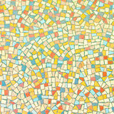 Mosaic background Stock Photography