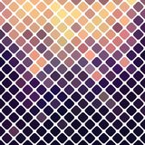 Mosaic background_4. Vector diagonal background from a banner Royalty Free Stock Photo