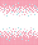Mosaic Background. Vector Illustration of Mosaic Background Royalty Free Illustration