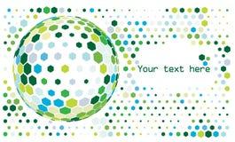 Mosaic background vector illustration