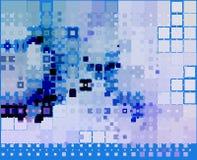 Mosaic background Stock Image