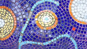 Mosaic Background. Close-up Mosaic background,abstract background Stock Photography