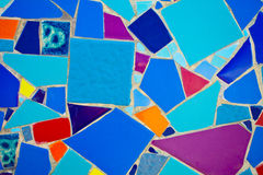 Mosaic background Stock Photos