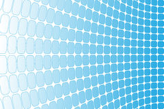 Mosaic background vector. Abstract round pixel points mosaic background Stock Photography