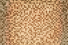 Mosaic Background in Vintage Style Stock Images