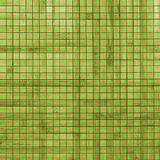 Mosaic bamboo green Royalty Free Stock Image