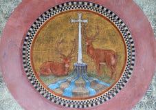 Free Mosaic, Basilica Of Saint Paul Outside The Walls, Rome Stock Photo - 99449230