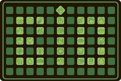 Mosaic bio Stock Photo