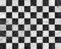 Mosaic black marble Royalty Free Stock Images