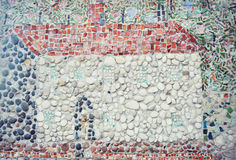 Mosaic Building Stock Photography