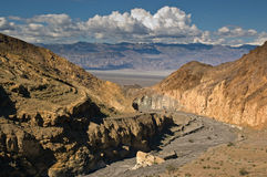 Mosaic Canyon Stock Photos