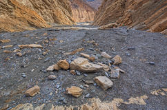 Mosaic Canyon, Death Valley royalty free stock image