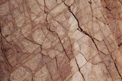 Mosaic Canyon Royalty Free Stock Photography