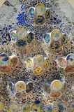 Mosaic in Casa Batilo Royalty Free Stock Photos