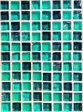 Mosaic from ceramic and glass Royalty Free Stock Images