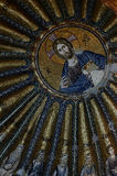Mosaic in Chora church Royalty Free Stock Photography