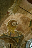 Mosaic in Chora Church Royalty Free Stock Image