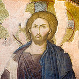 Mosaic of Christ Pantocrator royalty free stock images